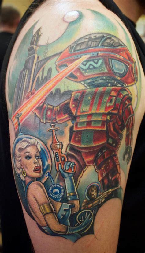 sci fi tattoos ambrose certified artist