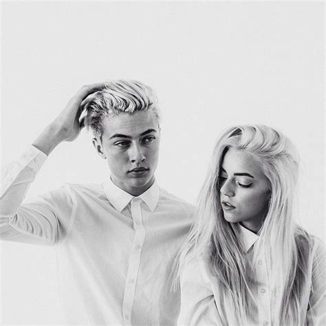 black twin male models lucky blue pyper america smith perfect people