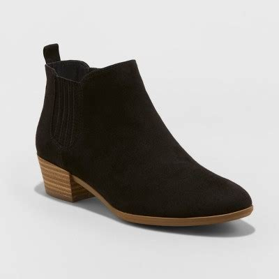 s fawn low chelsea booties a new day target