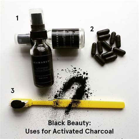 Dosage Of Activated Charcoal For Detox by Die Besten 25 Charcoal For Teeth Whitening Ideen Auf