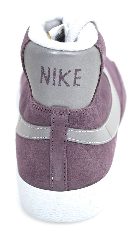 Can You Use Nike Gift Card At Outlet - nike man sneaker shoes blue or purple code blazer mid prm vntg suede 538282 ebay