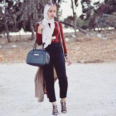 Blouse Muslim Lina ruffle pink blouse fashion 2017