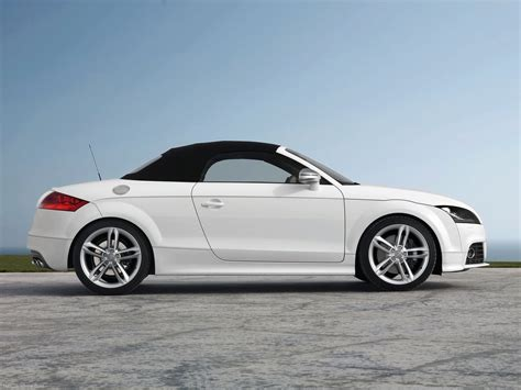 audi tts roadster picture    side