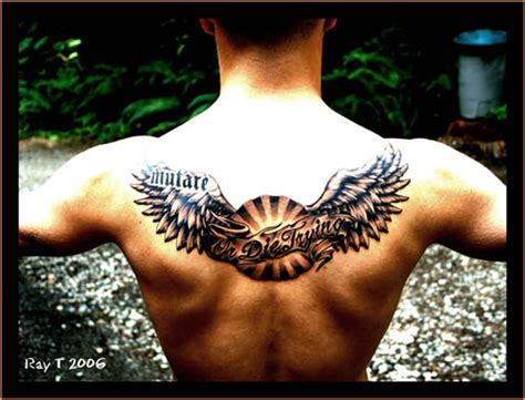 flying angel wing tattoos www pixshark com images