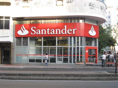 banco santander7 ficheiro banco santander jpg wikip 233 dia a enciclop 233 dia livre