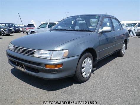 toyota corolla 1993 model for sale used 1993 toyota corolla sedan lx limited e ee101 for sale