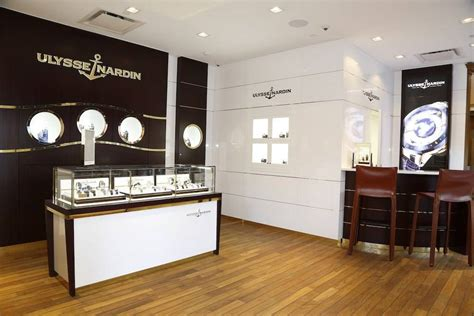 Kaos This Time Brand 138 ulysse nardin opens third u s boutique in new york city
