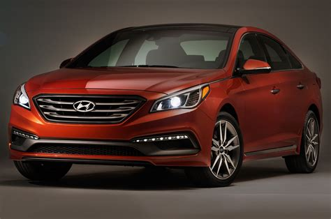 hyundai 2015 sport 2015 hyundai sonata sport 20t front side view photo 30