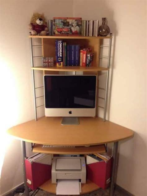 scrivania piccola per pc scrivania pc angolare brick7 vendita