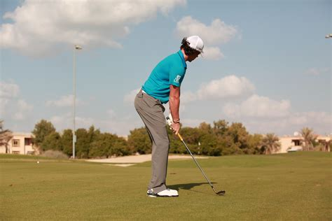 rory iron swing rory mcilroy pitching tips golf monthly