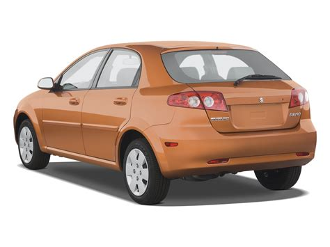 2008 suzuki reno reviews and rating motor trend