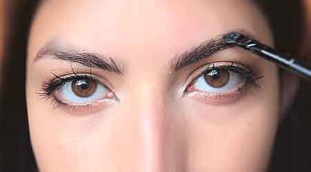 cara membuat alis indah secara alami cara menebalkan alis dan bulu mata secara alami info