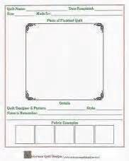 Quilt Journal Template by 1000 Images About Quilt Journals On Journals