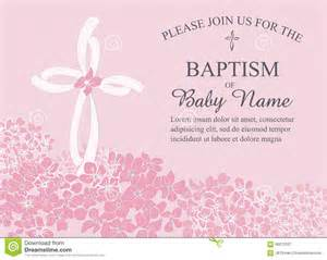 Baptismal Invitation Template Free by Baptismal Invitation Template Baptism Invitation