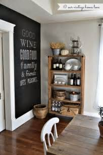 trend to dining room chalkboard walls liz