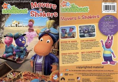 Backyardigans Movers And Shakers Backyardigans Movers Of Arabia Related Keywords