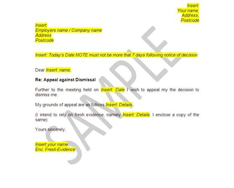 acas grievance letter template poor performance documents disciplinary and dismissal