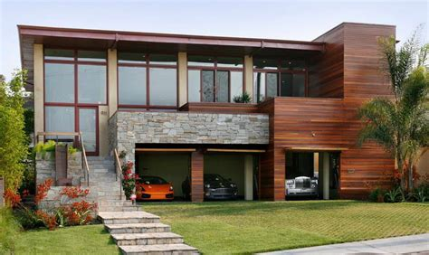 modern garage design bloombety modern garage designs ideas with garden modern