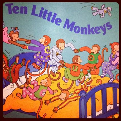 10 little monkeys jumping on the bed pin ten little monkeys cool kids designer fashion and