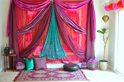 Honey Sweet Home: A Mughal Themed Bridal Shower!
