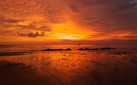 imagenes hermosos atardeceres hermosos paisajes de atardeceres en playas fotos e