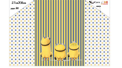 printable minion envelope sexy minions free printable invitations oh my fiesta