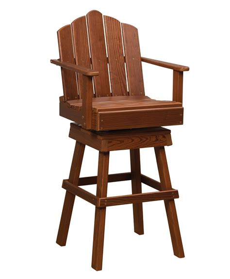 Pine Captain S Swivel Chair Amish Direct Furniture Swivel Captains Chairs