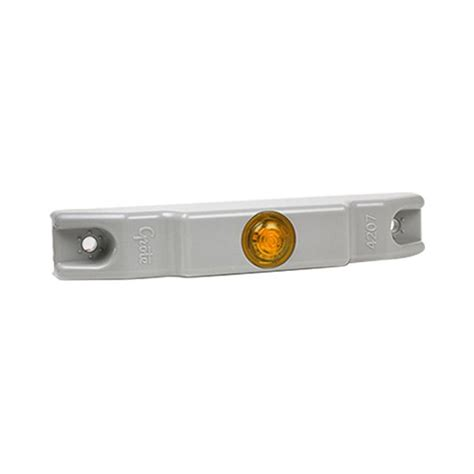 grote led marker lights grote 174 49453 micronova dot led clearance marker light