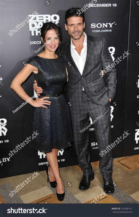 frank grillo edit frank grillo wife wendy moniz at the premiere of his
