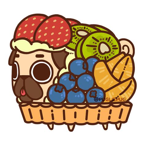 puglie pug food puglie pug lots of sweet lots of tart