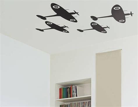 vinyl wall stickers uk spitfire vinyl wall sticker contemporary wall stickers