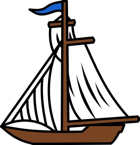 Layar Air gambar vektor gratis perahu pelayaran layar laut air gambar gratis di pixabay 42307