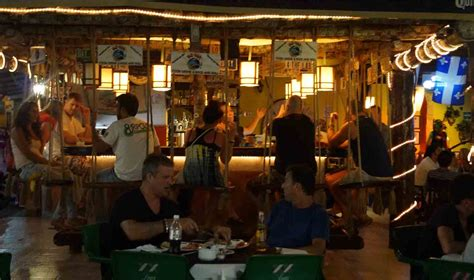 playa del carmen bar with swings the complete playa del carmen guidebook playadelcarmen org