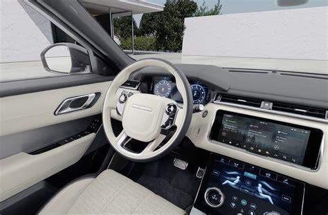 range rover velar inside car range rover velar interior 360