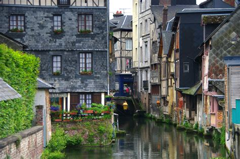 Interesting Angles by Pont Audemer 2 A Photo From Haute Normandie North