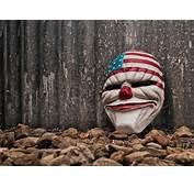Fondo De Pantalla Payaso Mascara Carnaval Horror
