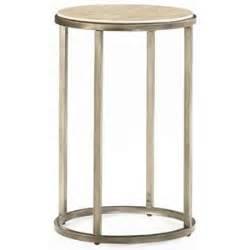 hammary modern basics end table hammary modern basics rectangular accent table with bronze
