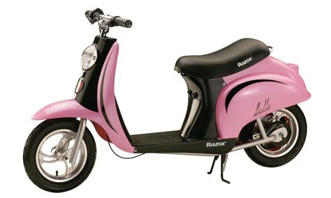 razor electric scooter for 10 year old girls review of razor pink retro 24v electric bike a well