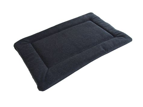 Quilted Pads by Polar Fleece Quilted Pad Grey Pet N Home
