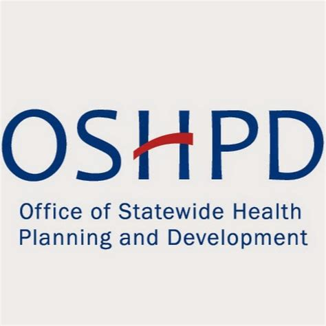 Office Of Statewide Health Planning And Development by California Office Of Statewide Health Planning And