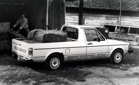 volkswagen truck diesel 1980 volkswagen caddy image 38