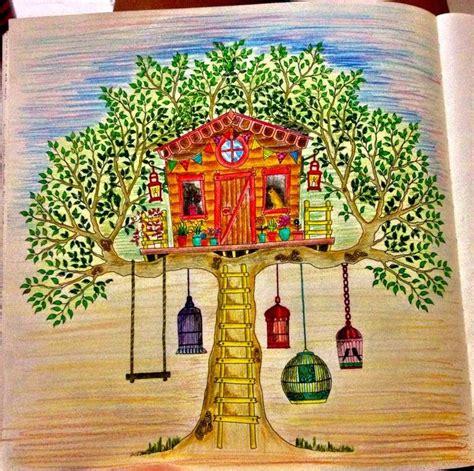 secret garden colouring book guardian 17 best images about treehouse secret garden casa da