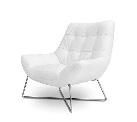 White Tufted Chair by Modern White Tufted Occasional Chair Vg728 Accent Seating