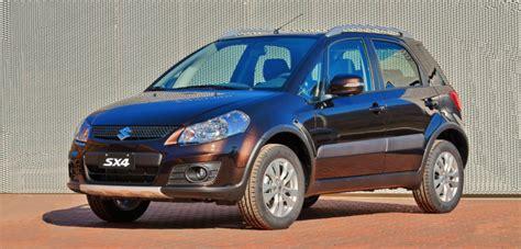 Suzuki Sx4 Offroad Autoruote 4x4 Web Magazine Sulla Mobilit 224 4x4 E Sull