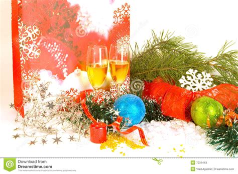 new year composition new year composition stock photos image 7031443
