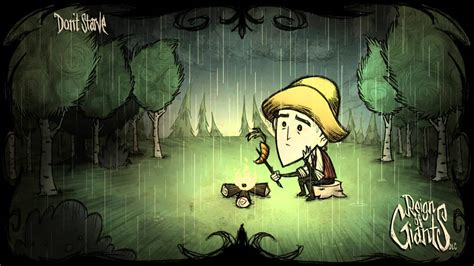 dont starve reign  giants soundtrack spring cleaning