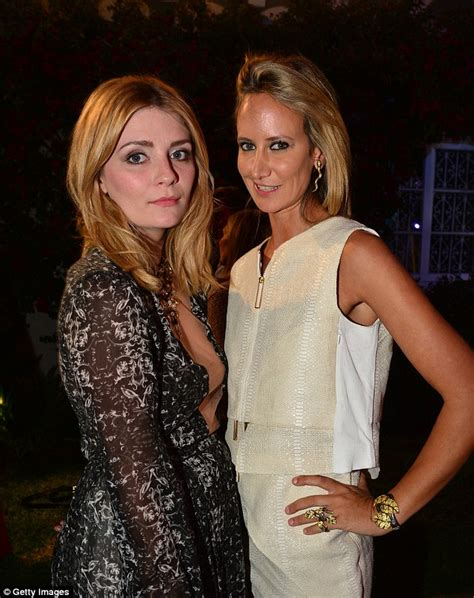 Mischa Barton And Cat Deeley by Cat Deeley Attends Britweek With Husband
