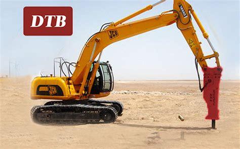 backhoe jackhammer dtb1800b jack hammer concrete breaker for excavator buy