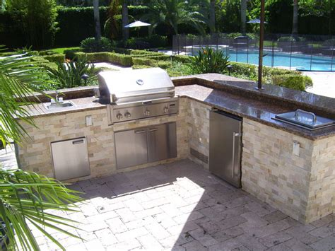 outdoor kitchen designs ideas l shaped outdoor kitchen layout thediapercake home trend