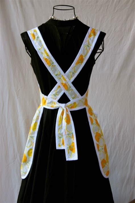 pattern cross back apron pin by cindy walcott on aprons and bibs pinterest